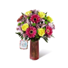 The FTD® Happy Moments™ Bouquet by Hallmark premium