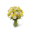 The Sunny Sentiments™ Bouquet by FTD®  premium