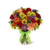 The FTD® Light & Lovely™ Bouquet standard