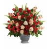 Teleflora's Bold Tribute Bouquet standard