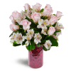 Blushing Love Bouquet™ deluxe