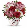 Teleflora's Happy Hearts Bouquet standard
