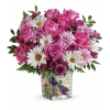 Teleflora's Wildflower In Flight Bouquet premium