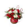 The FTD® Season's Greetings™ Bouquet standard
