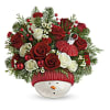 Teleflora's Winter Fun Ornament 2020 premium