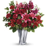 Teleflora's Sterling Love Bouquet deluxe