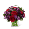The FTD® Be Bold™ Bouquet premium