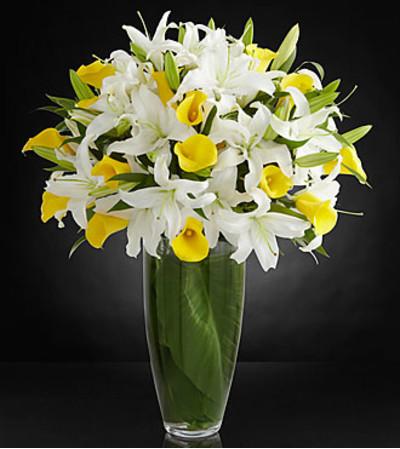 Vivacious Lily Bouquet