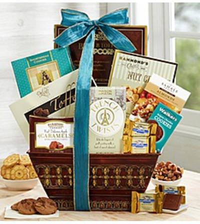 Majestic Grandeur Gift Basket