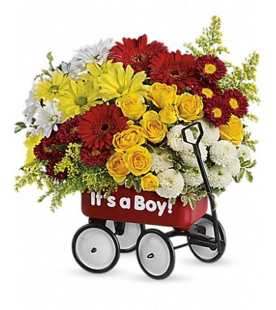 Its a Boy & Its a Girl Wagon