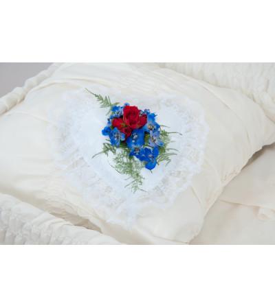Heart Pillow Insert