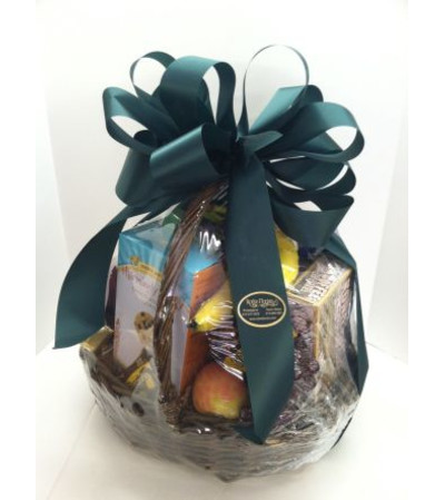 Shiva Basket of Fruit & Kosher Foods