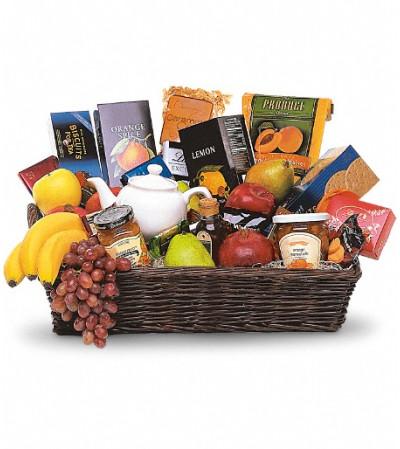 Grande Gourmet Fruit Basket