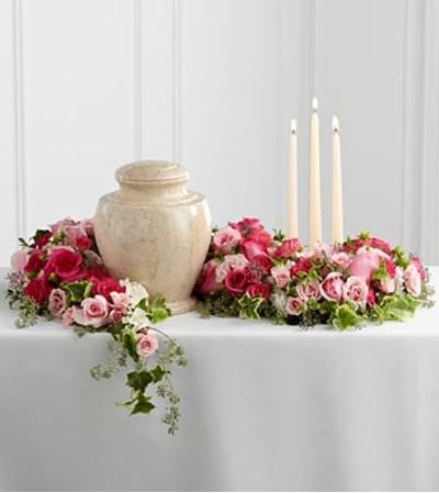 Peaceful Urn Wrap