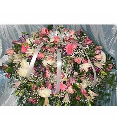 Pink Pastels & White  GF-CC6
