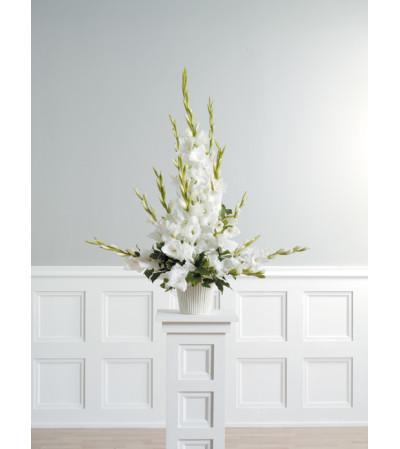 Gladiolus Pedestal Arrangement  CTT5-11
