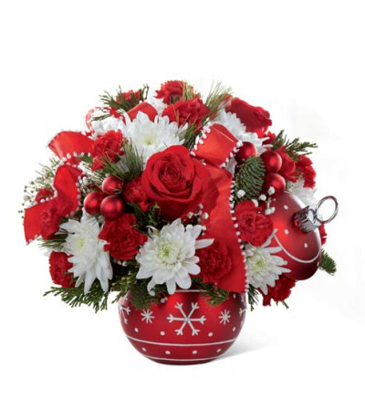 SEASON'S GREETINGS BOUQUET