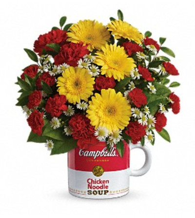 Campbell's Healthy Wishes by Teleflora