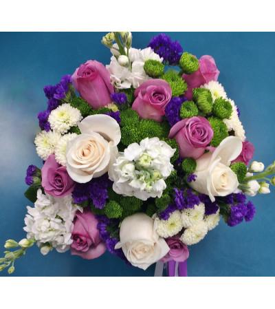 Moonlight Bridal Bouquet