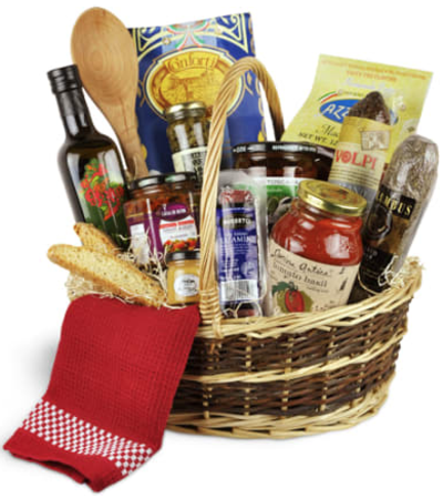 Deluxe Gift Basket