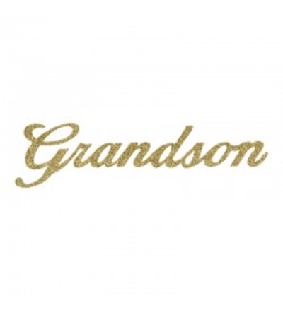 GRANDSON FUNERAL SCRIPT