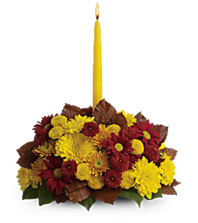 HARVEST CENTERPIECE