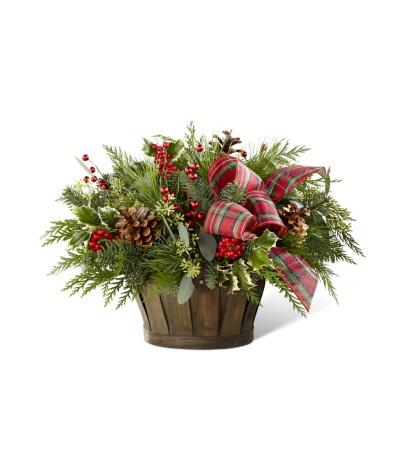 FTD Holiday Homecomings Basket