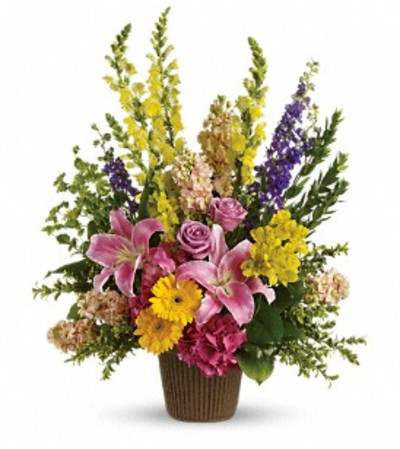 Glorious Grace Bouquet - by Jennifer's Flowers