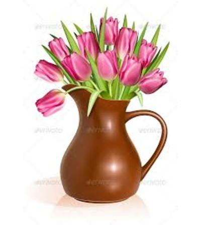Valentine Tulips
