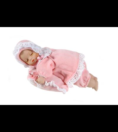 Musical Sleeping baby Girl Keepsake I