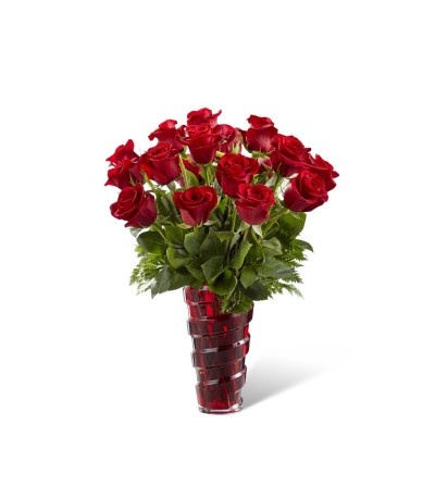 So In Love with Red Roses