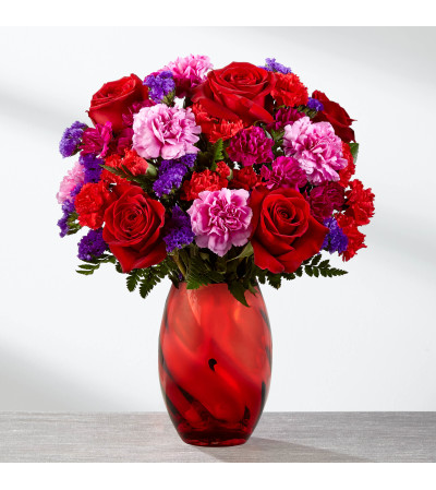 FTD Sweethearts bouquet
