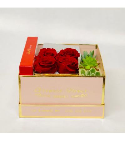Gift box (pink series)