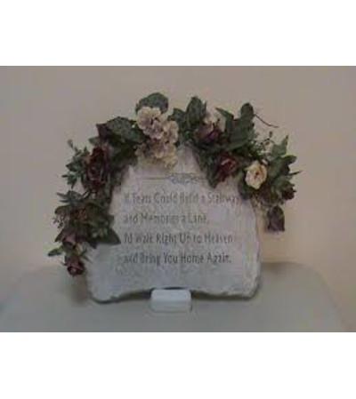 memory stone arrangement