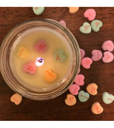 8 oz. Cupid's Love Soy Candle