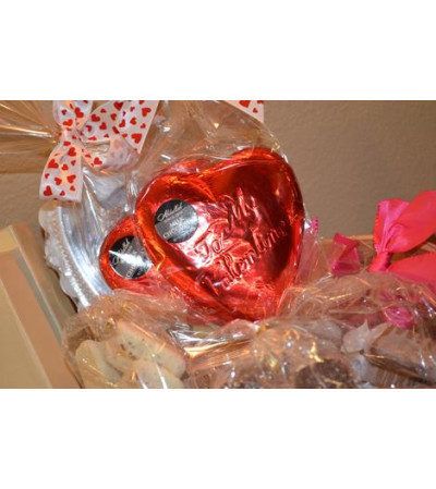 Abdallah Chocolate Heart