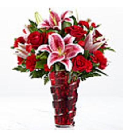 The FTD® Lasting Romance® Bouquet