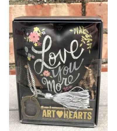 ART HEART'S - Love you more