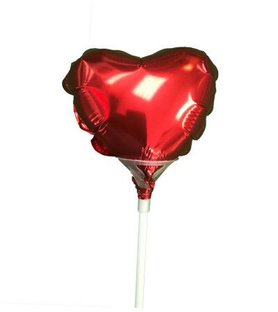 Red Heart Mini-Balloon