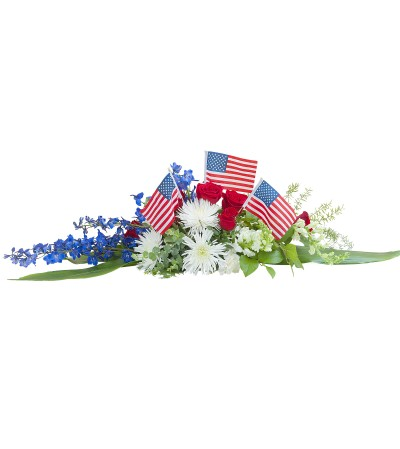 Honor and Glory Centerpiece