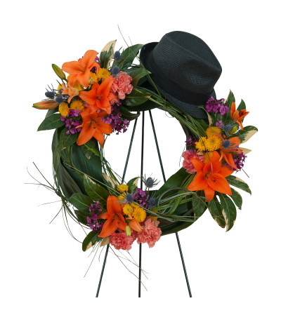 Remembering the Good Times Wreath