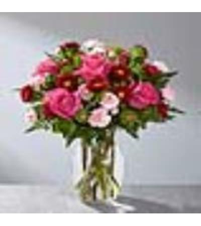 The FTD Precious Heart Bouquet