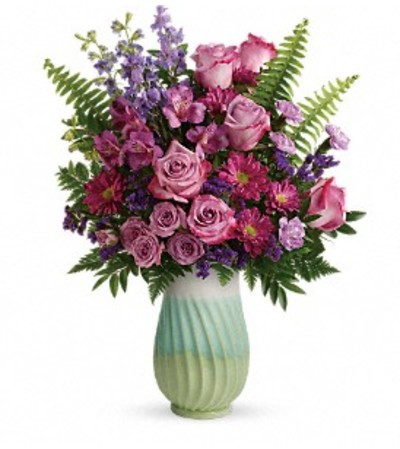 Telefloras Exquisite Artistry Bouquet