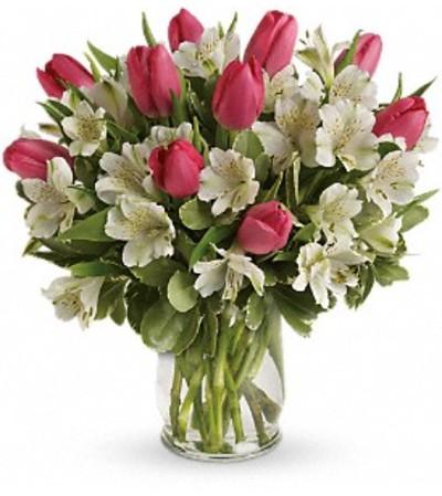 Teleflora's Spring Romance Bouquet
