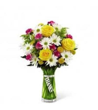 The FTD® Thanks Bouquet