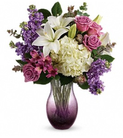 True Treasure Bouquet by Teleflora