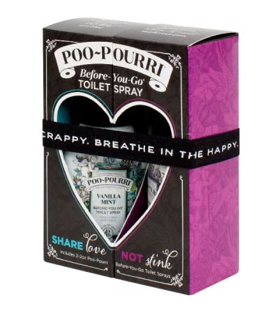 SHARE LOVE NOT STINK SPRAY by POO POURRI