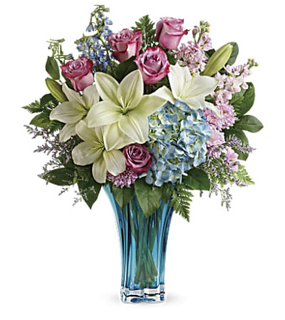 Teleflora's Pirouette Bouquet