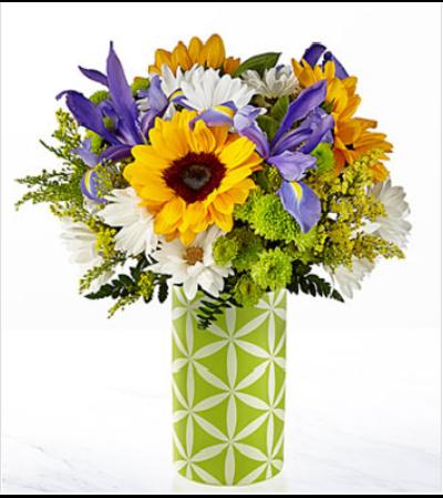 Sunflower Sweetness BQ