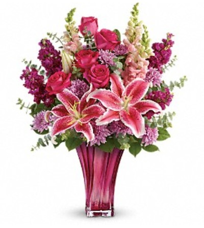 Bold Elegance arrangement